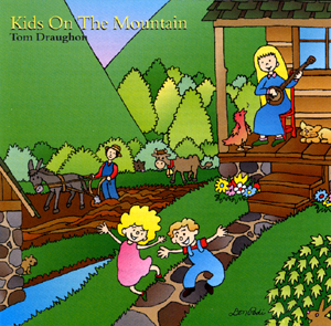 Kids on the Mountain Album Cover